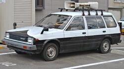 Nissan Advan 1985