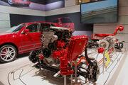 Porsche Cayenne GTS and Porsche Hybrid Drive