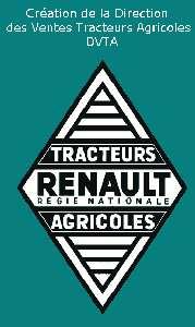 Renault logo - 1949