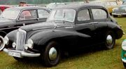 Sunbeam-Talbot 90 4-Door Sedan 1948