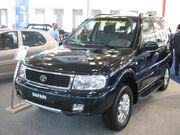 Tata Safari II front - PSM 2009