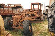 A 1970s Wakefield 130 grader