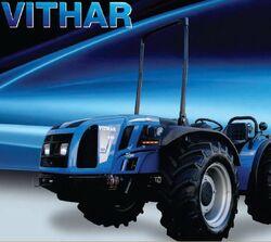 BCS Vithar 950 EP MFWD - 2009