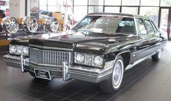 Cadillac Fleetwood -- 10-30-2009