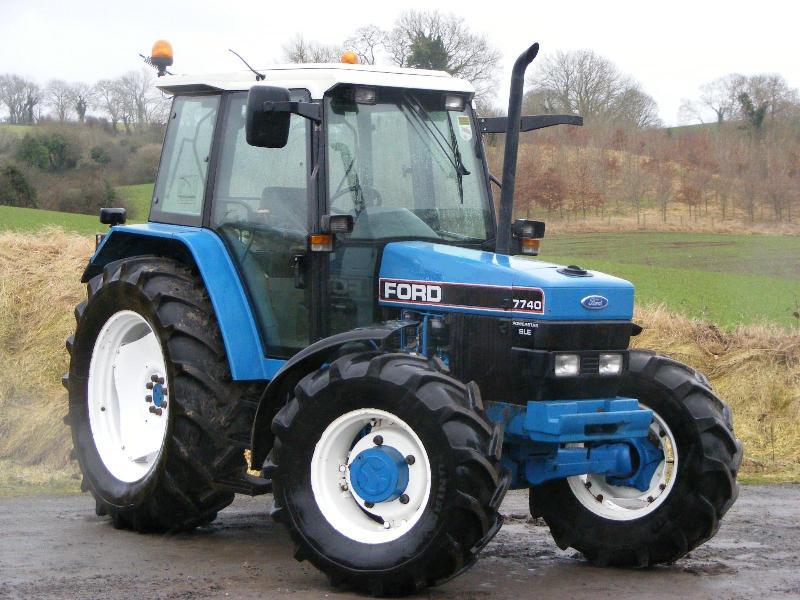 ford 7740 tractor construction plant wiki fandom powered by wikia rh tractors wikia com Ford Tractor Wiring Harness Diagram Ford 3000 Tractor Wiring Harness Diagram