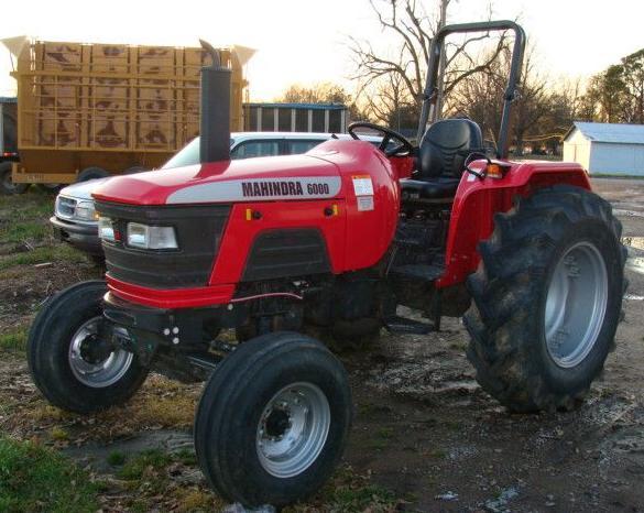 Mahindra 6000 | Tractor & Construction Plant Wiki | FANDOM