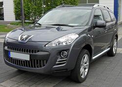 Peugeot 4007 20090603 front