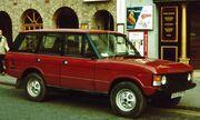 Range Rover 4 door 1981 Market Hill