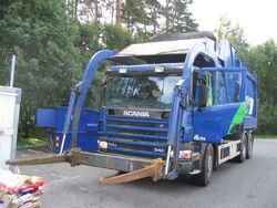 Scaniafrontloader