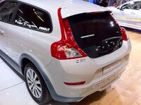 Volvo C30 DRIVe Electric 2010 Paris Motor Show