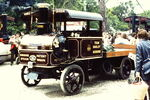 Yorkshire steam wagon, Pendle Queen