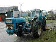 A 1970s DOE 130 4WD with Weathercab fitted