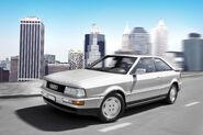 Audi Coupe NYC