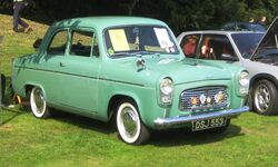Ford Popular 1959 photo 2008 Castle Hedingham