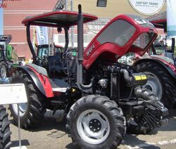 Hattat A58 MFWD-2009