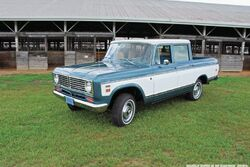 IH Wagonmaster 1110 - 1973