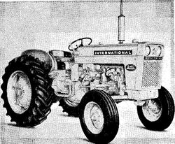 International 340 Industrial 1962
