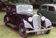 Rover 10 1936