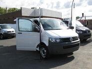 Volkswagen Transporter Van 2010MY (front view)