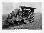 1937 Neal Digger-Trencher