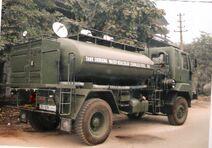 5 KL WATER BOWSER ON STALLION BY JVF
