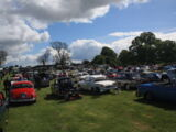 Boroughbridge Classic Vehicle show