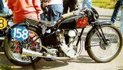 Excelsior Manxman 350 cc OHC 1935
