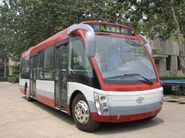 FAW CA6100S1H2 bus