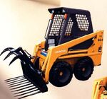 Hitachi SX604 skid steer - 2004