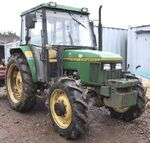 Kukje JD 5400 MFWD-1996