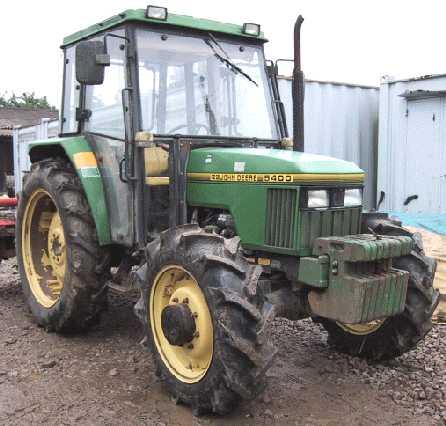 Kukje JD 5400 | Tractor & Construction Plant Wiki | FANDOM powered