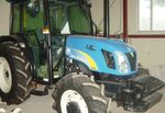LS-New Holland TN60DA MFWD-2009