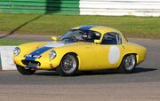 Lotus Elite at Mallory Park