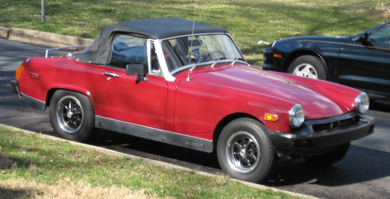 MG MIDGET 1500 1975-1980 A SET OF 4 EXHAUST VALVES