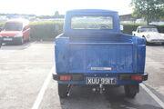 Sherpa 230 pick-up reg XUU 991T at Leeds HCVS 09 - IMG 4011