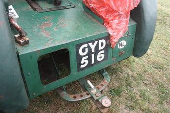 Field Marshall 2684 - GYD 516 at welland 2010 - IMG 8630