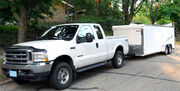 Ford-f250-trailer