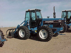 Ford Versatile 9030 Bi-Directional - 1991