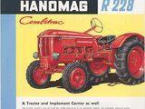 Hanomag R228 Combitrac