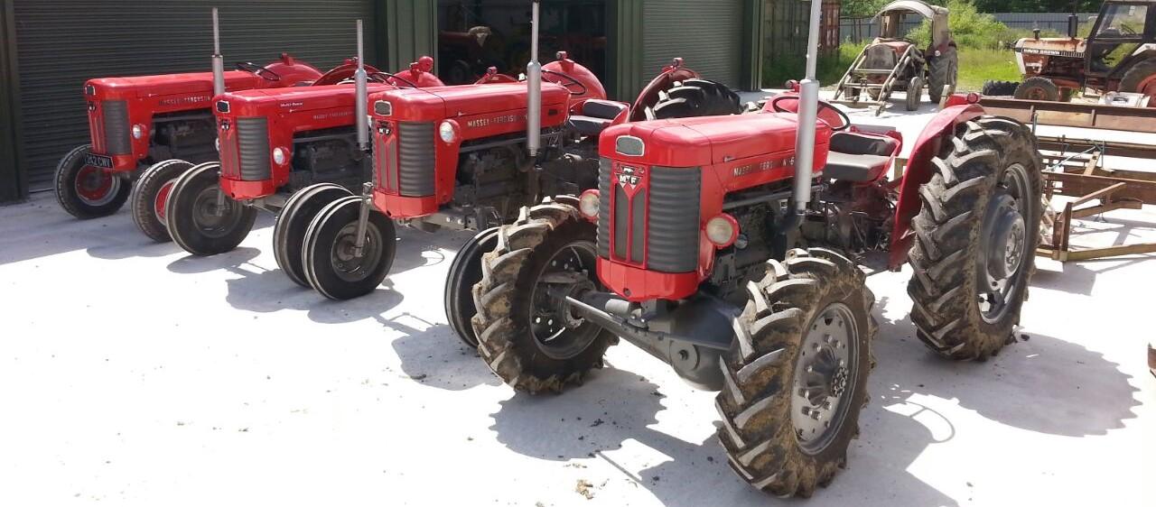 Massey Ferguson 65 | Tractor & Construction Plant Wiki | FANDOM