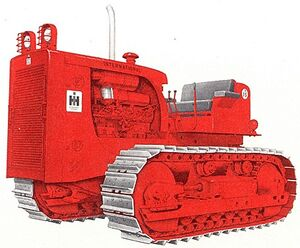 International TD-15 Series 151 1962