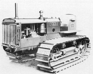 McCormick-Deering TD-35 1937