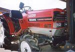 Shibaura D228 MFWD
