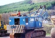 A 1980s Smith Of Rodley Crawlercrane Diesel