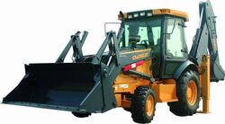 Changlin WZC20 backhoe - 2008