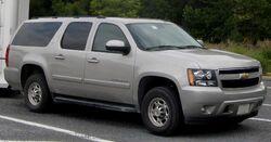Chevrolet Suburban LT GMT900