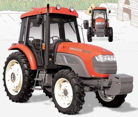 Daedong DK902 Narrow | Tractor & Construction Plant Wiki | FANDOM