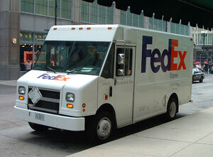 Fedex-truck-Chicago