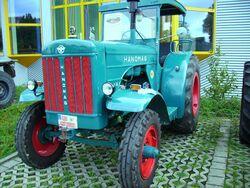 Hanomag R 450 E