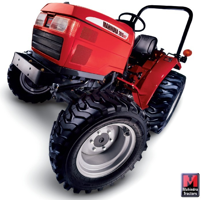 Mahindra 2615 HST | Tractor & Construction Plant Wiki